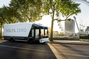 Volta Trucks raises €37 million to bring electric delivery trucks to the streets of London and Paris – TechCrunch