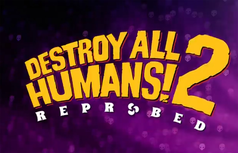 [Trailer] 'Destroy All Humans! 2 - Reprobed' Announced For PS5!