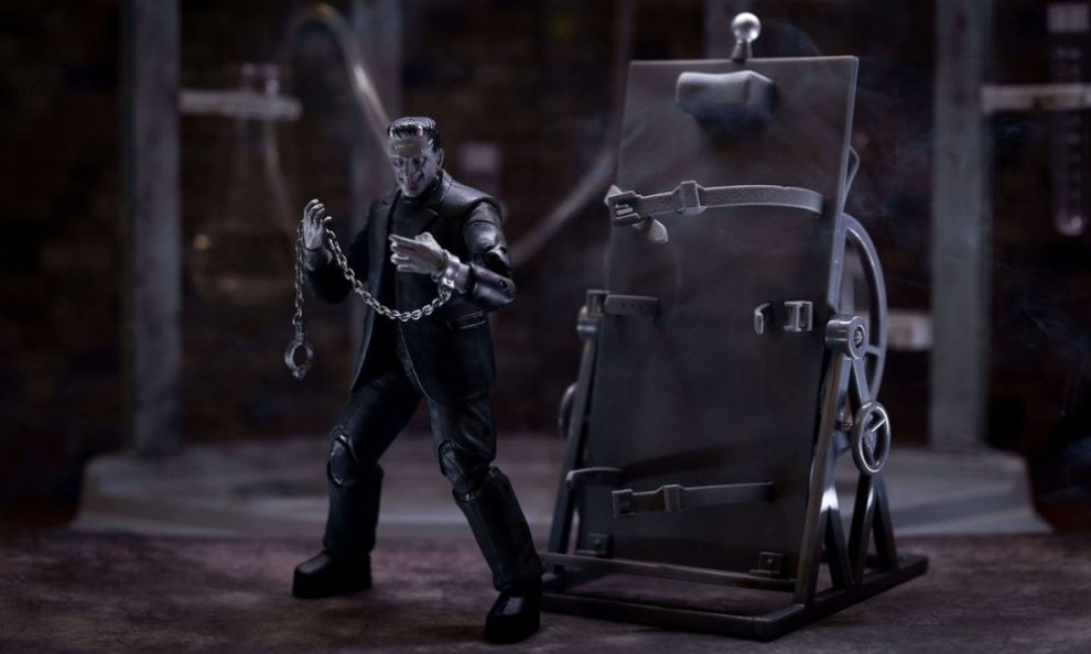Jada Toys Has Their Own Line of Awesome Universal Monsters Action Figures!