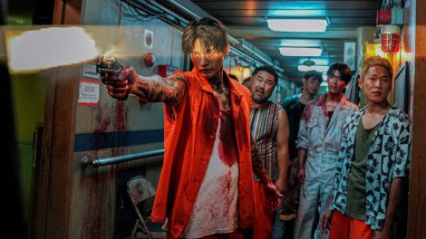 Criminals Unleash a Sinister Force Aboard a Cargo Ship in 'Project Wolf Hunting' [Image]